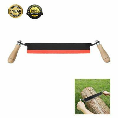 New Draw Shave Knife – 10 IN Straight Draw Knife Straight Woodworking Tool