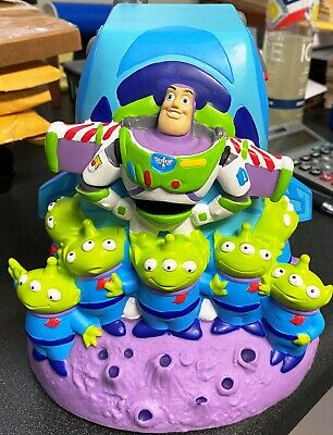 Toy Story-Buzz Lightyear Alien Large Piggy Bank from Disney Stores