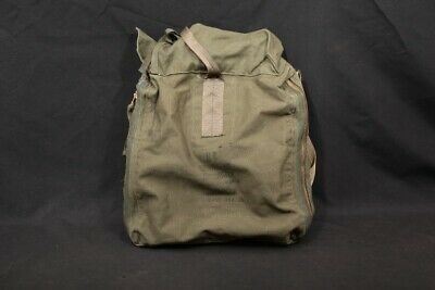 Vietnam War US Survival Kit Over Water New Star Tent & Awning Co. MFD 9/66 Bag