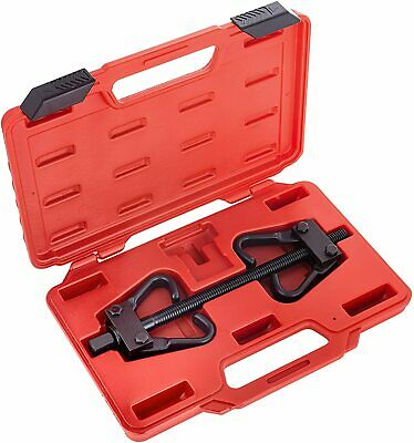 Universal Strut Coil Spring Compressor Tool Removes and Installs Coil Springs