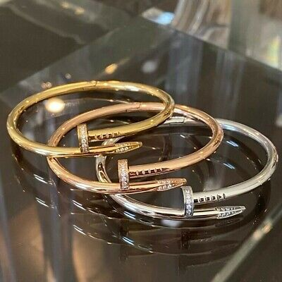 Premium High Quality Stainless Steel Nail Bracelet