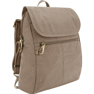 Travelon Anti-Theft Signature Slim Backpack 5 Colors Travel Backpack NEW