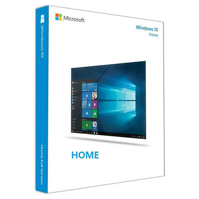 Windows 10 Home Key 32&64 Bit Genuine Genuine Product Key License Fast delivery
