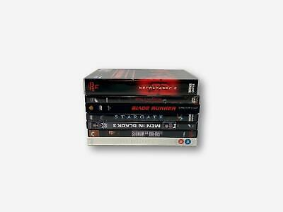 7 DVD films science-fiction / fantastique