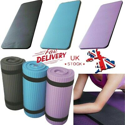15mm Thick Mini Yoga Knee Mat Elbow Support Mat Workout Fitness Pilates Mat