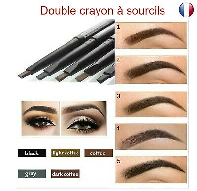 Crayon A Sourcils Biseauté Perfect Waterproof 5 Couleurs