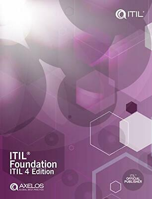 ITIL Foundation 4 edition | E-Edition (P.D.F)