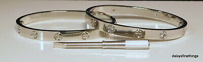 Best Quality Love Bangle  Stainless Steel Screwdriver, Choice Of Size