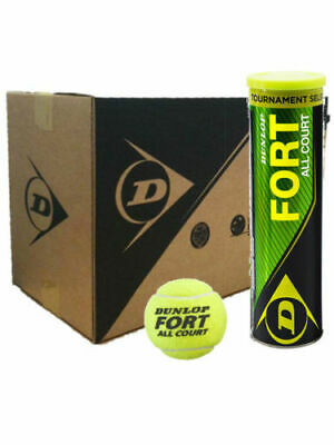 Dunlop Fort All Court 18 Tubi  4 Palle