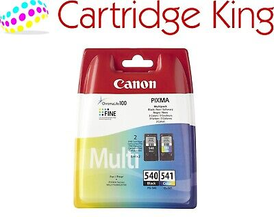 Original Canon 540/541 2-Ink Pack for Pixma MG3650