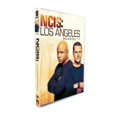 NCIS : Los Angeles Season 11 ( 5 dvd ) New & Sealed Free Shipping Included