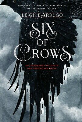 Six of Crows (Six of Crows (1)) by Leigh Bardugo (2018, Digitaldown)