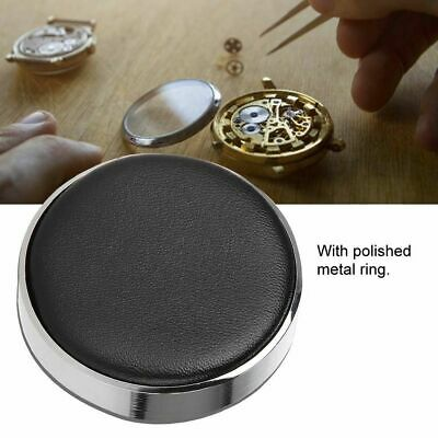 Watch Jewelry Case Movement Casing Cushion Pad Holder Watchmaker Repair Tool US