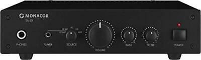 IMG Stageline SA-50 Compact Universal Stereo Amplifier