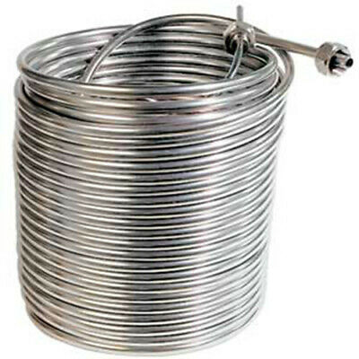 Micromatic C120L Stainless Steel Cooling Coil - Stainless Steel