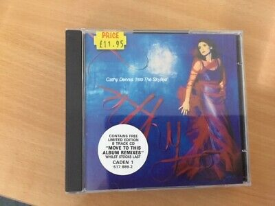 Cathy Dennis-Into the Skyline-Double CD ALBUM our ref 1936