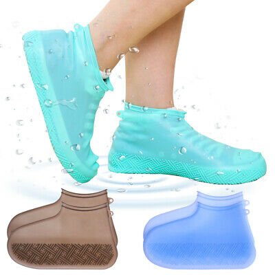 Silicone Wear Resistant Slip-resistant Footwear cover Rain Boots Shoe Covers
