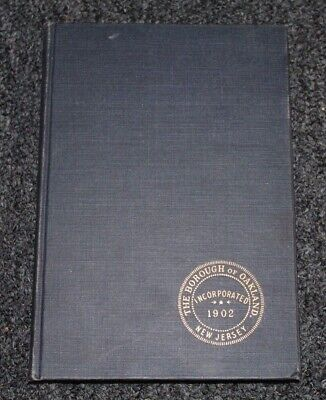 Vtg 1952 Book THE VALLEY OF HOMES Ryerson Vervaet