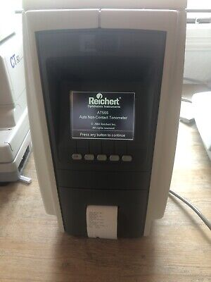 Reichert AT555 NCT Non Contact Tonometer Excellent Working Condition