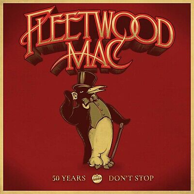 Fleetwood Mac - 50 Years - Don't Stop Cd (New Not Sealed)