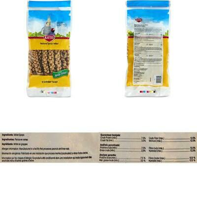 Spray Millet For Birds 12 Ct Pack Of 1 Pet Supplies