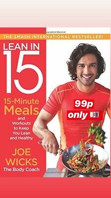 Lean in 15 15-Minute Meals and Workouts to Keep You Lean and Health(P.D.F/EB00K)