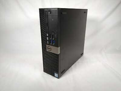 Dell OptiPlex 3040 SFF Core i5-6500 3.20GHz 320GB HDD 8GB DDR3L Windows 10 Pro