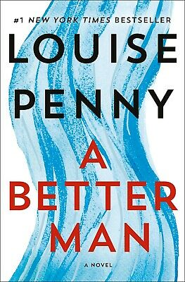 A Better Man: A Chief Inspector Gamache Novel by Louise Penny (2019, Digital)