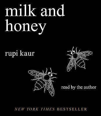 Milk and Honey by Rupi Kaur (2016, CD, Unabridged) Expertly Refurbished Product