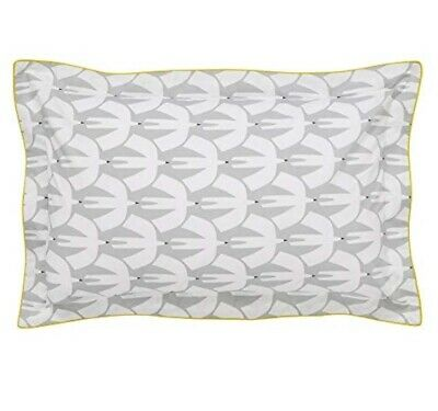 48cm x 74cm Scion /'Sula/' Pack Of 2 Housewife Pillowcases 14902