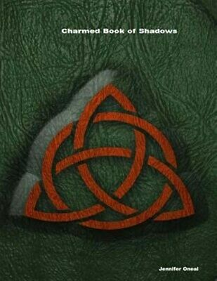 Charmed Book of Shadows, Paperback by Oneal, Jennifer, Like New Used, Free sh...