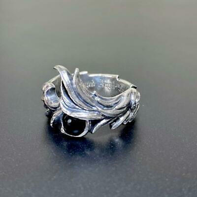 Final Fantasy Ⅶ 7 Sephiroth Silver Ring