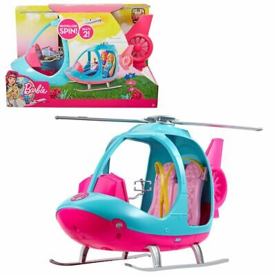 Helicopter | Heli for Barbie Doll | Mattel FWY29 | Dreamhouse Adventures