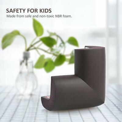 Child Baby Safety Protector Table Corner Edge Protection Soft Guard Cushion UK