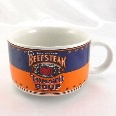 Campbell's Soup Beefsteak Tomato Ceramic Bowl Vintage 1994 by Westwood