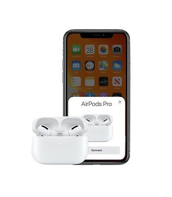 Brand New GENUINE- White Apple AirPods Pro