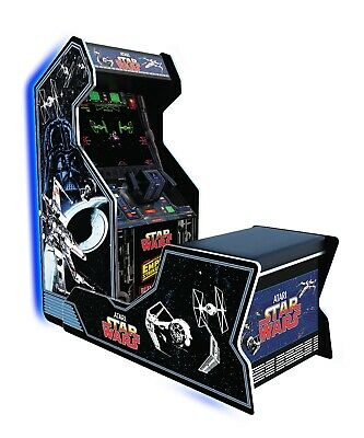 Star Wars Arcade Machine With Bench Seat  - Arcade1Up  - BRAND NEW