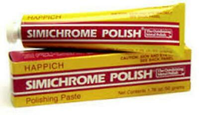 Simichrome Polish Polishing Paste 1.76 Ounce Tube