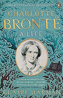 Charlotte Bront�: A Life, Harman, Claire, New Book
