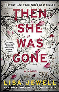 Then She Was Gone:A Novel by Lisa Jewell Fast Shipping (pd, f)