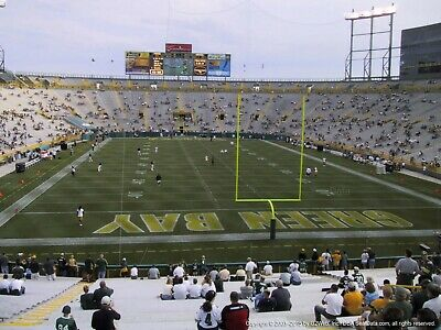 2 TICKETS DETROIT LIONS @ GREEN BAY PACKERS 9/20 *Sec 101 Row 36*