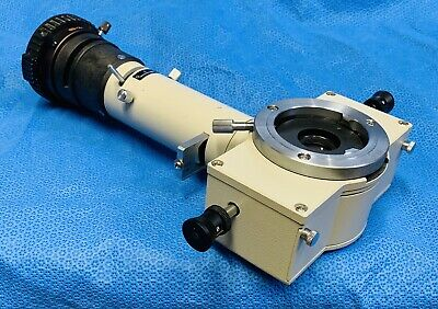 Nikon 1.25 Fluorescence Microscope Illuminator Labophot Optiphot + SB-1X Adapter