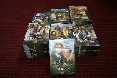 Dr. Quinn Medicine Woman: The Complete Series DVD *Brand New Sealed*