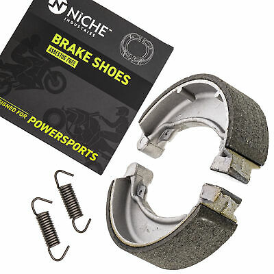 NICHE Brake Shoe Honda XL175 Rebel 250 CB125S CM250C Nighthawk Twinstar 200 Rear