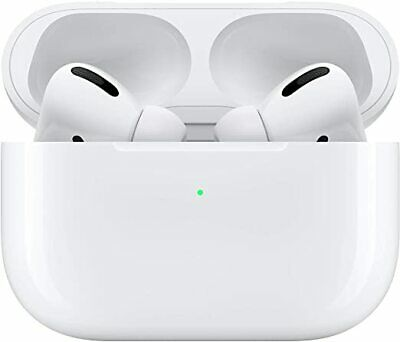 Apple AirPods Pro - White Wireless Charging Case NEU