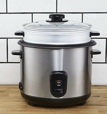 1.8 Litre Rice Cooker & Steamer