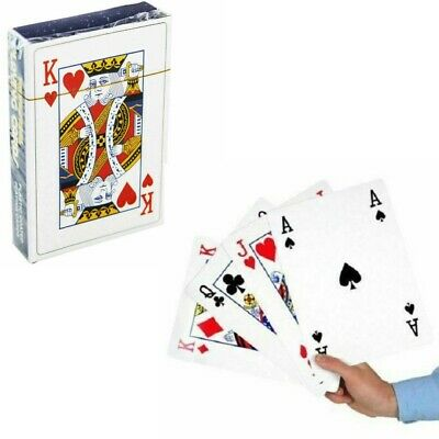 Professional Plastic Coated Sealed Playing Cards Party Game Gift Card Adult
