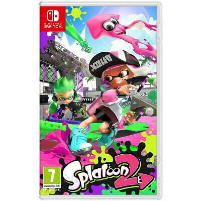 Nintendo Switch Splatoon 2 Giochi