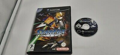 Jeu Nintendo Gamecube Game Cube Star Fox Starfox Assault sans notice