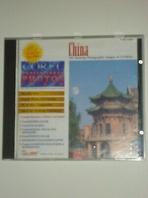 COREL Professional CD ROYALTY FREE Photos, China 100 images, Panda, Bears Etc